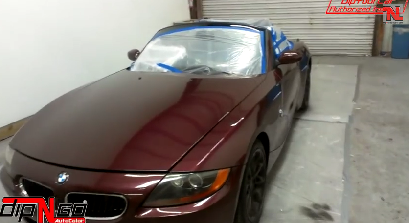 How To Plasti Dip Your Car Step By Step