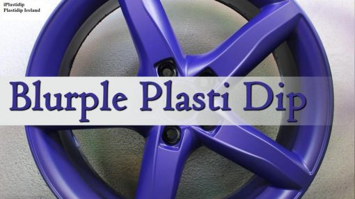 Plastidip Blurple