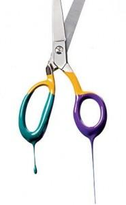 plastidip scissors