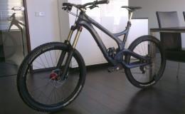 Plastidip bike matte black
