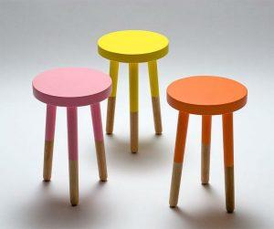 plasti dip kitchen stools