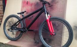 plastidip bicycle