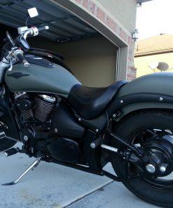 plastidip camo motorbike