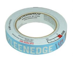 Kleen edge Low Tack masking tape