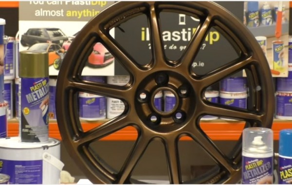 Plasti Dip Copper Metalizer How To Apply