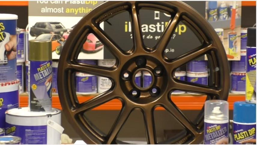 Car Paint For Sale >> Plasti Dip Copper Metalizer How To Apply - iPlastidip