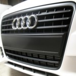 Plastidip Projects AUDI GRILL