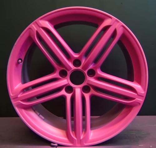 plasti dip fierce pink