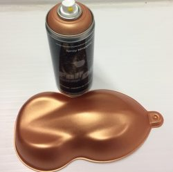 full dip bronze metalizer