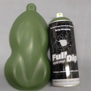 full dip camo green
