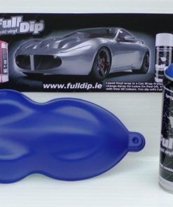 Full Dip Dark Blue Matte