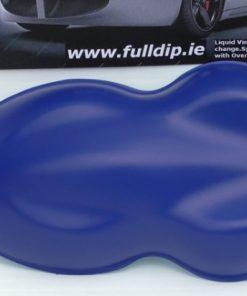 Full Dip Dark Blue Matte