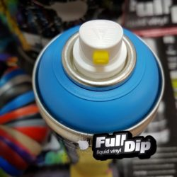 full dip light blue
