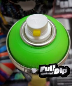 full dip monster green fluorescent
