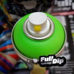 full dip monster green fluorescent