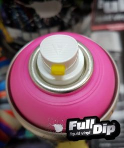 full dip pink fluorescent