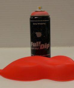 full dip red fluorescent