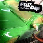 full dip sprayable