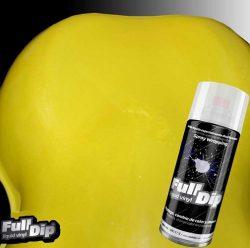 full dip yellow metalizer