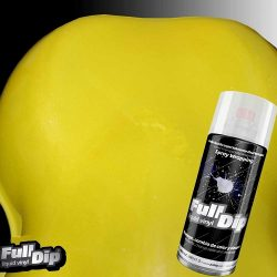 full dip yellow metalizer