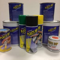 Plasti Dip Spray Gun Alternative